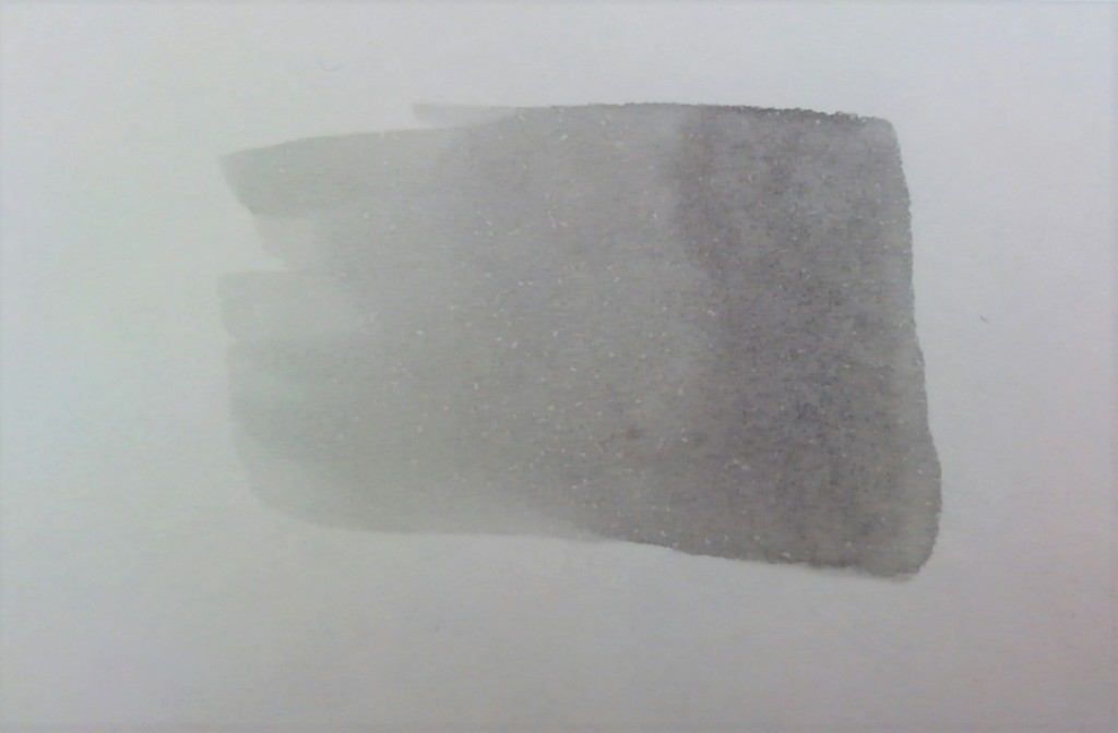 ダイソーイラストマーカーグラデーション