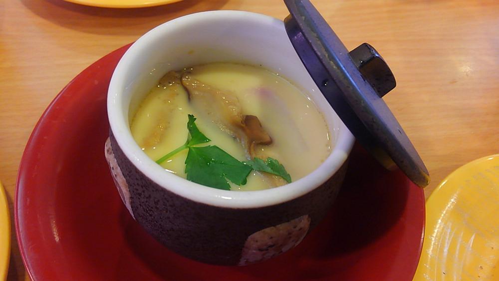 かっぱ寿司 茶碗蒸し