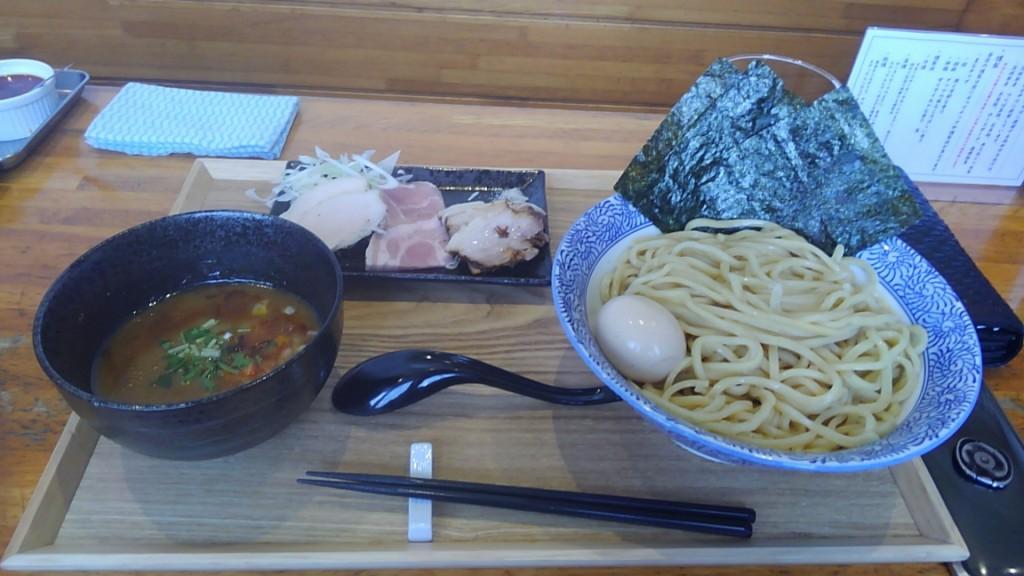 吉辰すたいる 特製つけ麺