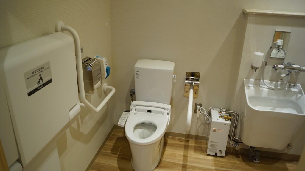 湯舞音 トイレ
